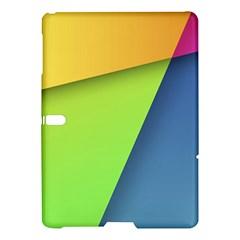 Lock Screen Samsung Galaxy Tab S (10 5 ) Hardshell Case  by Jojostore