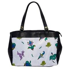 Leaf Office Handbags by Jojostore