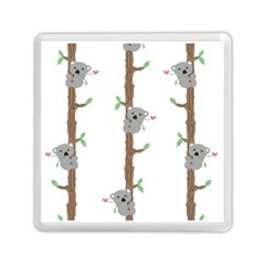 Koala Pattern Memory Card Reader (square)  by Jojostore
