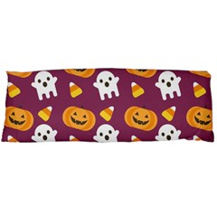 Pumpkin Ghost Canddy Helloween Body Pillow Case Dakimakura (Two Sides) by Jojostore