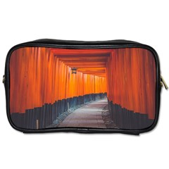 Architecture Art Bright Color Toiletries Bags 2 Side