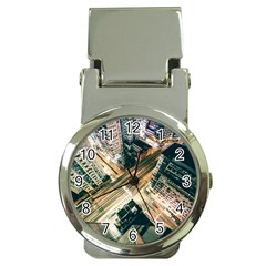 Architecture Buildings City Money Clip Watches by Amaryn4rt