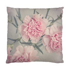 Cloves Flowers Pink Carnation Pink Standard Cushion Case (two Sides) by Amaryn4rt