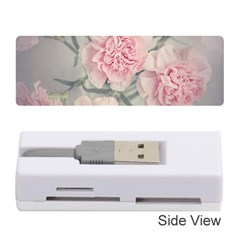 Cloves Flowers Pink Carnation Pink Memory Card Reader (stick)  by Amaryn4rt