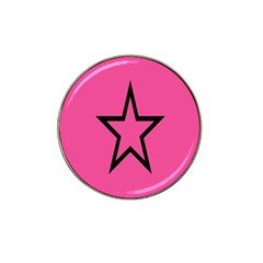Star Hat Clip Ball Marker (10 Pack) by Jojostore