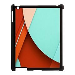 Thumb Lollipop Wallpaper Apple Ipad 3/4 Case (black) by Jojostore
