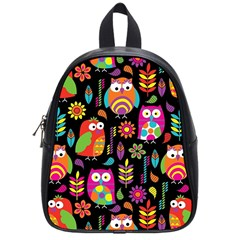 Ultra Soft Owl School Bags (small)  by Jojostore