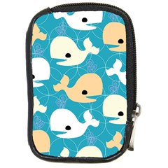 Whole Sea Animals Compact Camera Cases