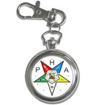 PHA Eastern Star Key Chain Watch