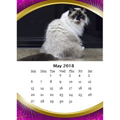 Happy  Calendar By Deborah   Desktop Calendar 6  X 8 5    Owfzoj3ik353   Www Artscow Com May 2018