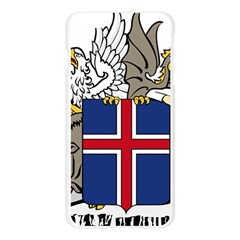 Coat of Arms of Iceland Apple Seamless iPhone 6 Plus/6S Plus Case (Transparent) by abbeyz71