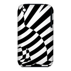 Casino Cat Ready For Scratching Black Iphone 3s/3gs by Jojostore