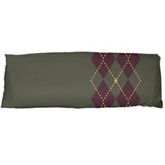 Minimalism Grey Background Body Pillow Case (dakimakura) by Jojostore