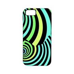 Optical Illusions Checkered Basic Optical Bending Pictures Cat Apple Iphone 5 Classic Hardshell Case (pc+silicone) by Jojostore