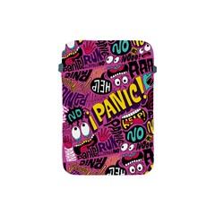 Panic Pattern Apple Ipad Mini Protective Soft Cases by Jojostore