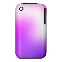 Purple White Background Bright Spots Iphone 3s/3gs by Jojostore