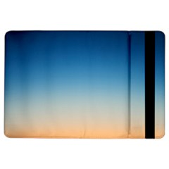 Rainbow Blue Orange Purple Ipad Air 2 Flip by Jojostore