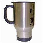 Prince Hall Travel Mug (Silver Gray)