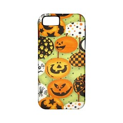 Print Halloween Apple Iphone 5 Classic Hardshell Case (pc+silicone) by Jojostore