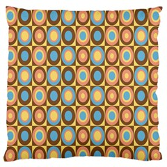 Round Color Standard Flano Cushion Case (one Side) by Jojostore