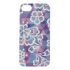 Cute  Colorful Nenuphar Phone Case Apple Iphone 5s/ Se Hardshell Case by Brittlevirginclothing