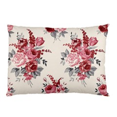 Rose Beauty Flora Pillow Case (two Sides) by Jojostore