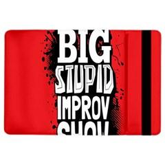 Big Stupid Profile Ipad Air 2 Flip by Jojostore