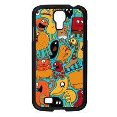 Creature Cluster Samsung Galaxy S4 I9500/ I9505 Case (black) by Jojostore