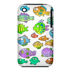 Fishes Col Fishing Fish Iphone 3s/3gs by Jojostore