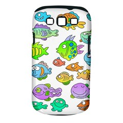 Fishes Col Fishing Fish Samsung Galaxy S Iii Classic Hardshell Case (pc+silicone) by Jojostore