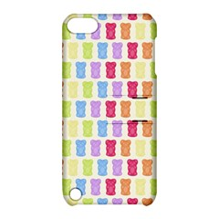 Gummibears Candy Apple Ipod Touch 5 Hardshell Case With Stand by Jojostore