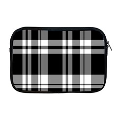 Black Apple Macbook Pro 17  Zipper Case