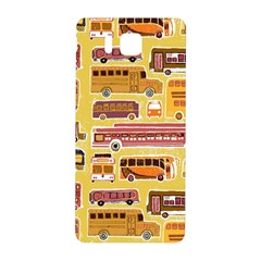 Bus Cartoons Logo Samsung Galaxy Alpha Hardshell Back Case by Jojostore