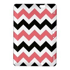 Chevron Crazy On Pinterest Blue Color Kindle Fire Hdx 8 9  Hardshell Case by Jojostore