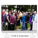 philip 2016 - Wall Calendar 11  x 8.5  (12-Months)