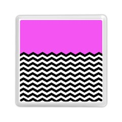 Colorblock Chevron Pattern Jpeg Memory Card Reader (square)  by Jojostore