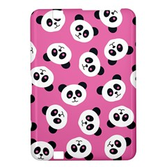 Cute Panda Pink Kindle Fire Hd 8 9  by Jojostore