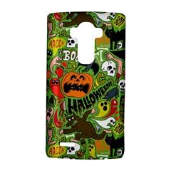 Halloween Pattern Lg G4 Hardshell Case by Jojostore