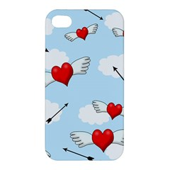 Love Hunting Apple Iphone 4/4s Premium Hardshell Case by Valentinaart