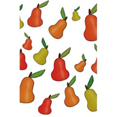 Decorative Pears Pattern 5 5  X 8 5  Notebooks by Valentinaart
