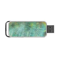 Rainforest Portable Usb Flash (two Sides) by theunrulyartist