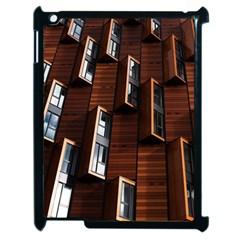 Abstract Architecture Building Business Apple Ipad 2 Case (black)
