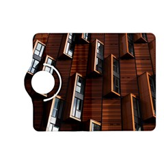 Abstract Architecture Building Business Kindle Fire Hd (2013) Flip 360 Case by Amaryn4rt