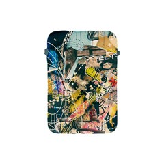 Art Graffiti Abstract Vintage Lines Apple Ipad Mini Protective Soft Cases by Amaryn4rt