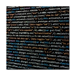 Close Up Code Coding Computer Face Towel by Amaryn4rt