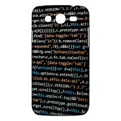 Close Up Code Coding Computer Samsung Galaxy Mega 5 8 I9152 Hardshell Case  by Amaryn4rt