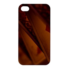 Card Game Mood The Tarot Apple Iphone 4/4s Hardshell Case