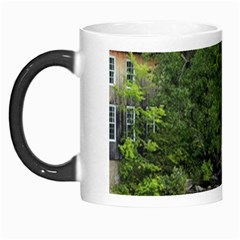 Landscape Summer Fall Colors Mill Morph Mugs by Amaryn4rt