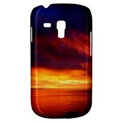 Sunset The Pacific Ocean Evening Galaxy S3 Mini