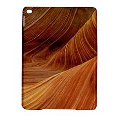 Sandstone The Wave Rock Nature Red Sand Ipad Air 2 Hardshell Cases by Amaryn4rt